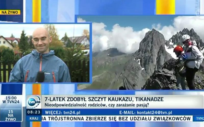 News w TVN24