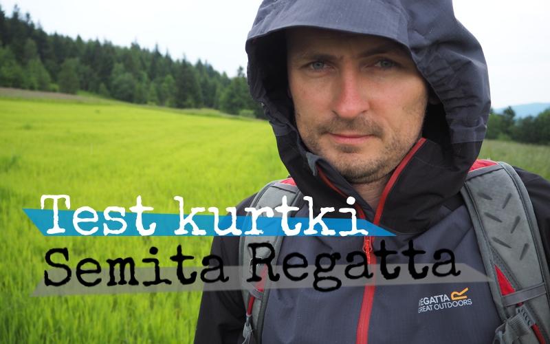 Piaty Kierunek - Kurtka Semita Regatta