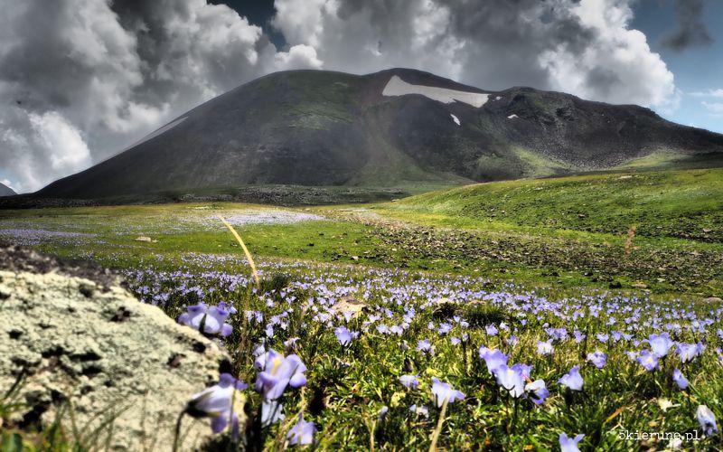 Góry Gegamskie - Piąty Kierunek