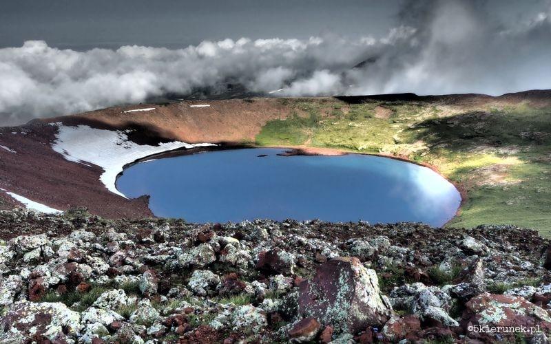 Góry Gegamskie - siedziba smoka