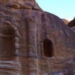 Petra - wąwóz al-Siq - Jordania - Piąty Kierunek02