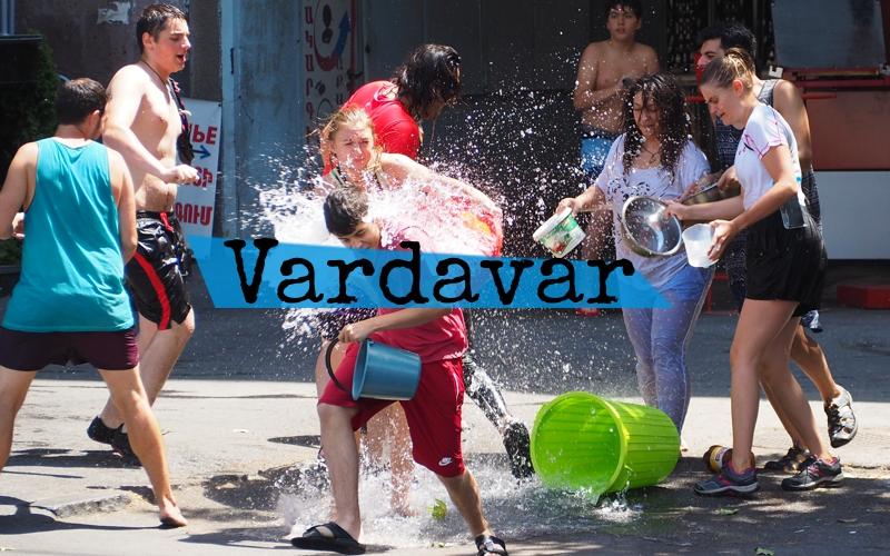 Vardavar i oczyszczająca moc wody - Piąty Kierunek