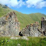 Chaukhi - gruzińskie Dolomity - Piąty Kierunek03