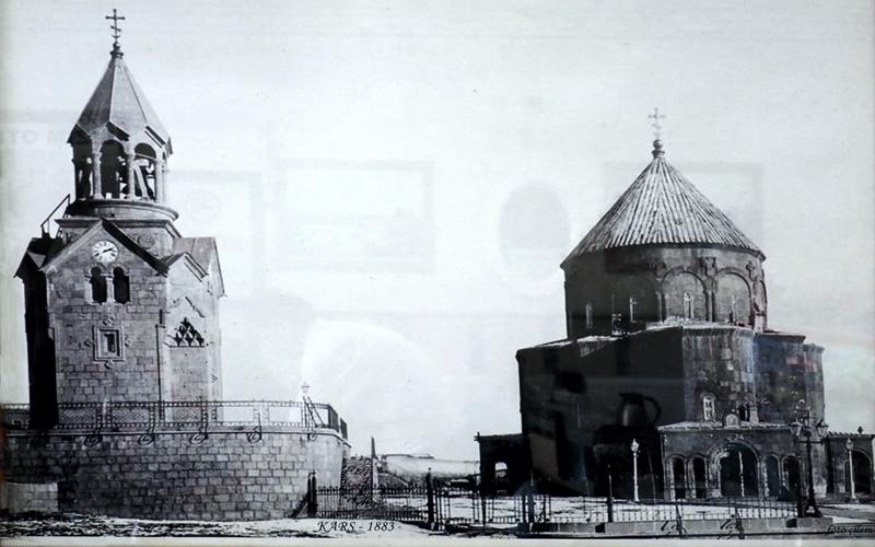 Kościół Świętych Apostołów w Karsie - Piąty Kierunek01