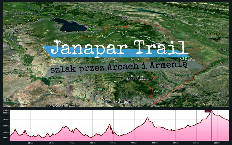 Janapar Trail - szlak przez Arcach i Armenię - Piąty Kierunek