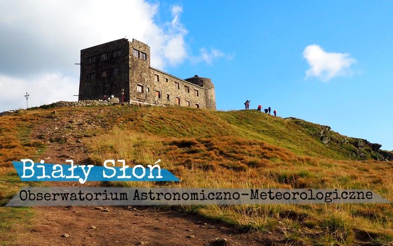 Biały Słoń - Obserwatorium Astronomiczno-Meteorologiczne na Popie Iwanie - Piąty Kierunek