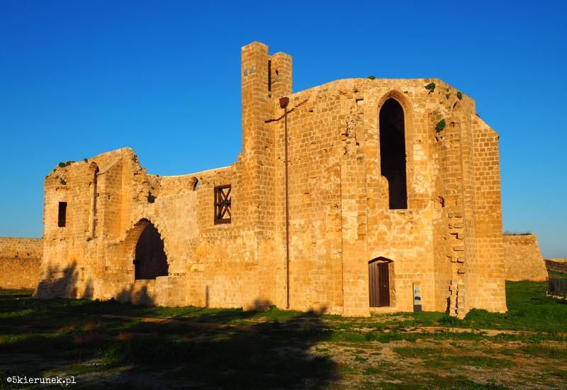 Famagusta - Kościół św. Maryi z góry Karmel