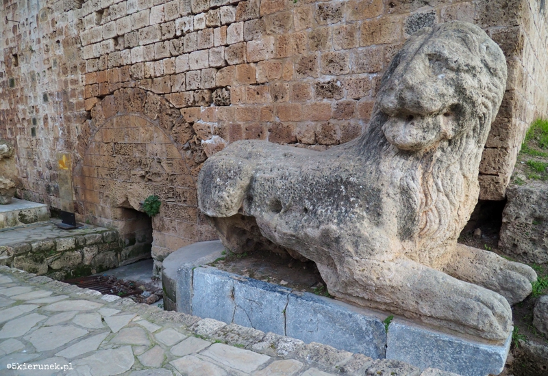 Famagusta - stare miasto - Brama Morska (Porta del Mare)