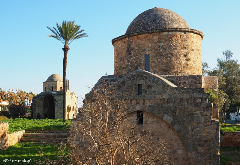 Famagusta - Kościoły Agios Zoni i Agios Nikolaos