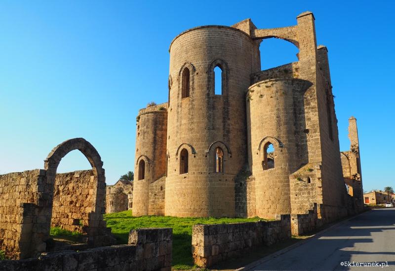 Famagusta - Kościół św. Jerzego Greckiego
