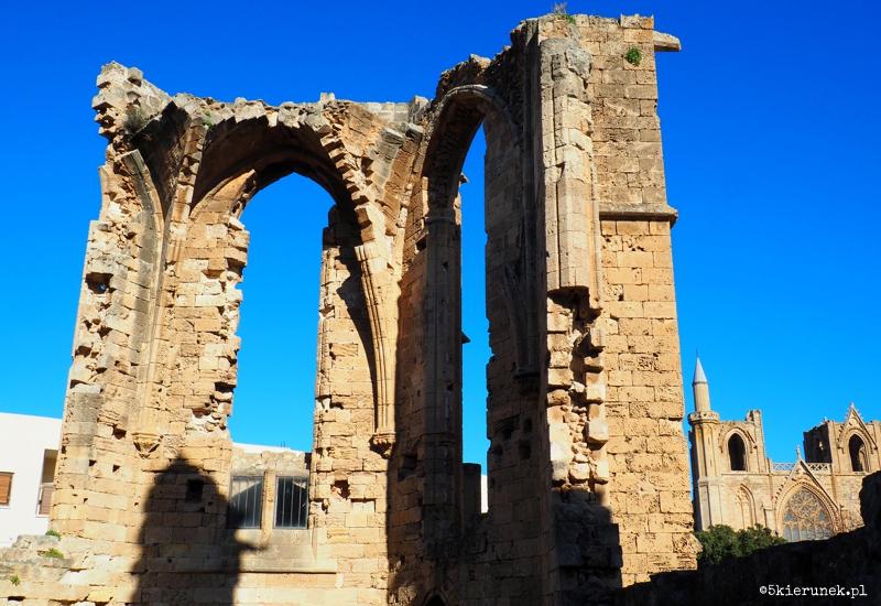 Famagusta - Kościół św. Franciszka