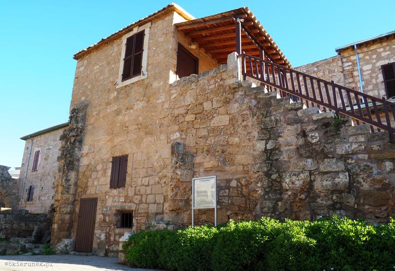 Famagusta - Namık Kemal więzienie i muzeum