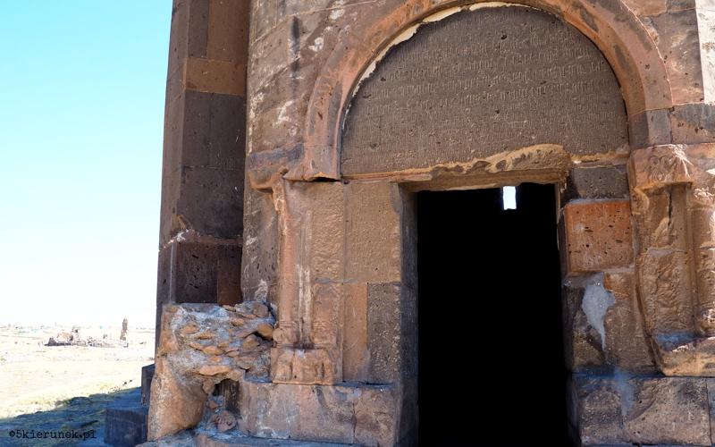 Ani - kościół św. Grzegorza rodziny Abughamirów - Piąty Kierunek01