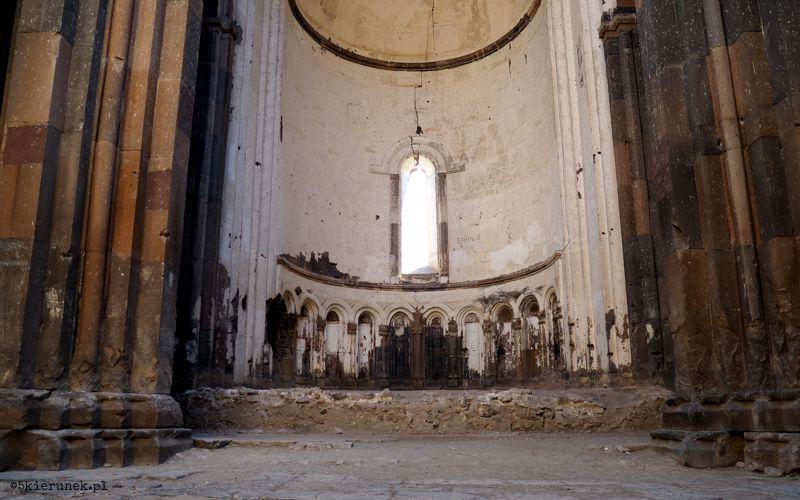 Zwiedzanie ruin miasta Ani - Katedra Matki Bożej - Piąty Kierunek03